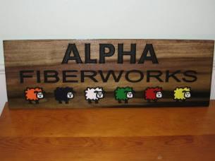 Fiberworks sign